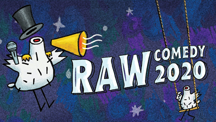RAW Comedy National Grand Final