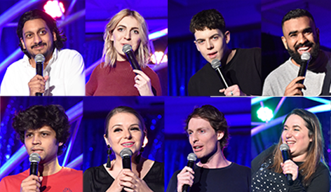 Audible Presents: Live from the 2019 Melbourne International Comedy Festival 2019