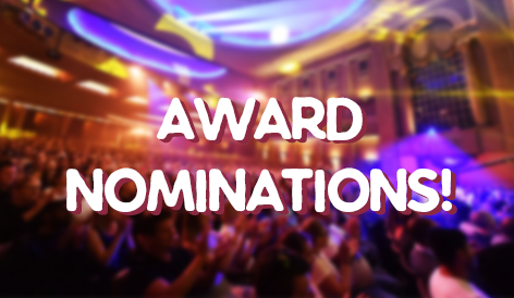 2019 Award Nominations announcement