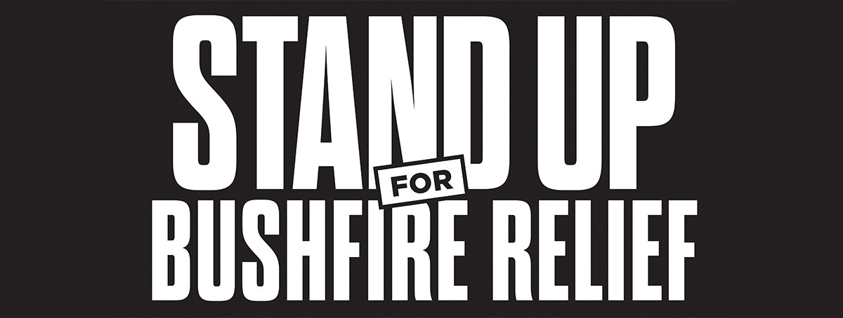 Stand Up For Bushfire Relief
