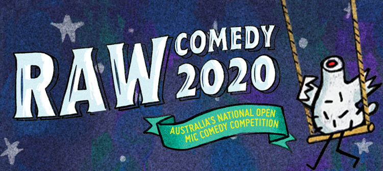 Ever wanted to try comedy?