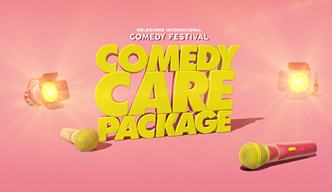 Melbourne Comedy Festival: Comedy Care Package