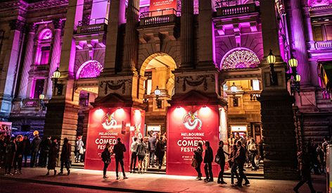 Melbourne International Comedy Festival 2020 will not go ahead