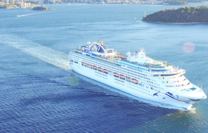 CRUISE INTO LOLS WITH P&O!