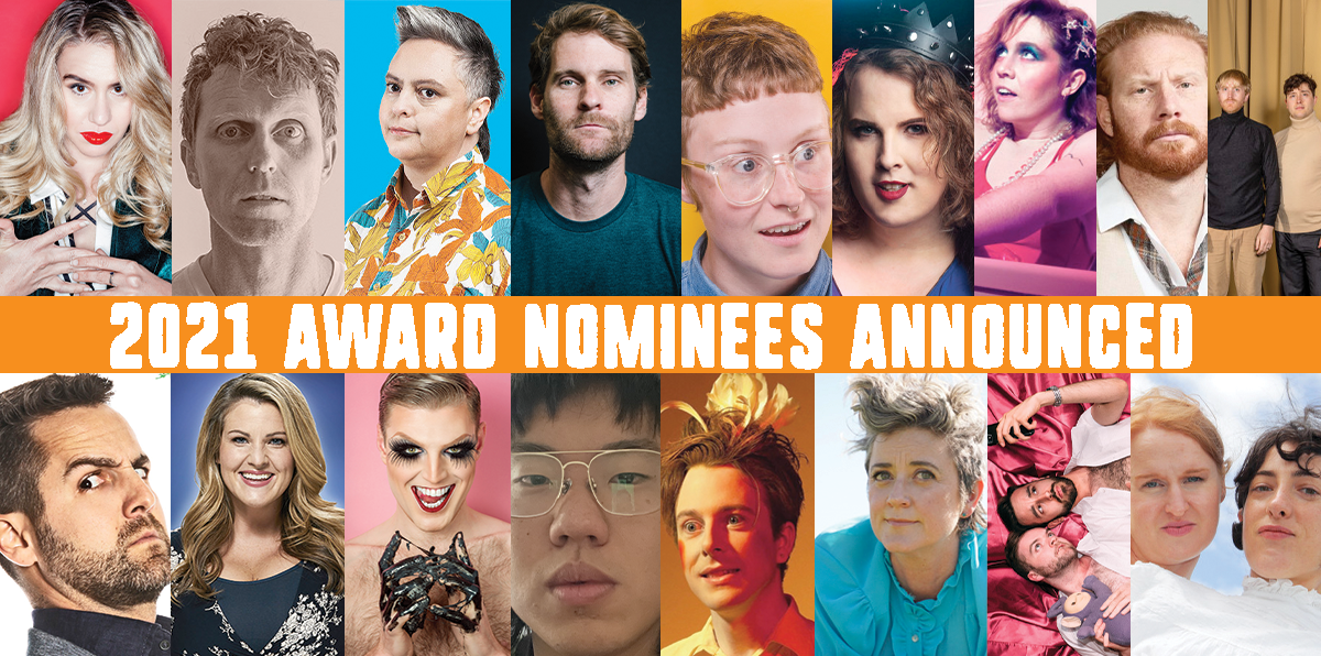 Award nominees announced