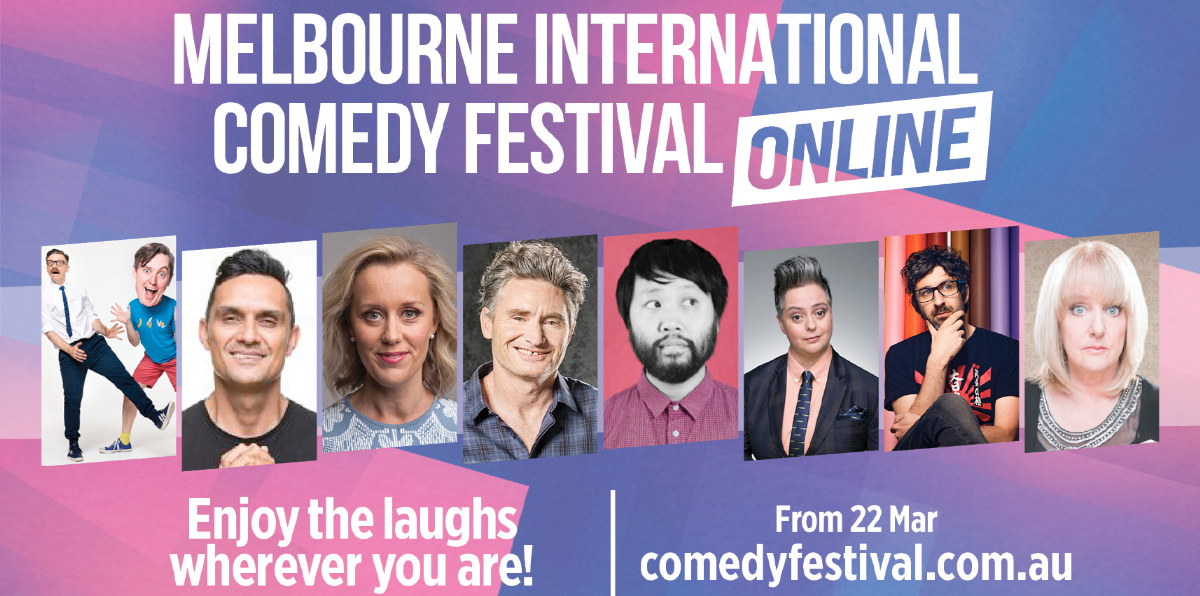 Comedy Festival Online Program
