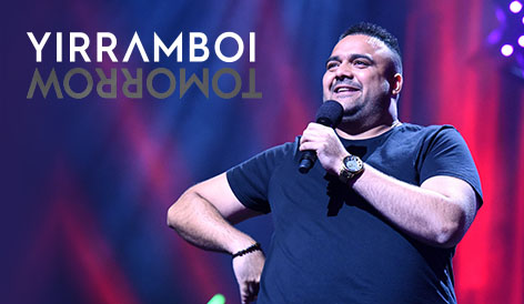 Deadly Funny Showcase at YIRRAMBOI Festival
