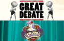 The Great Debate & Upfront - on sale now!