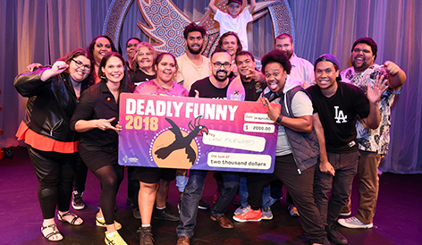 Heats continue for Deadly Funny 2019!
