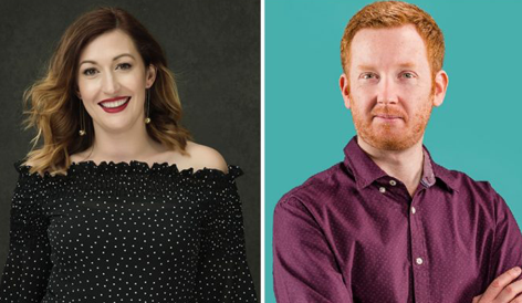 Celia Pacquola and Luke McGregor to host the 2019 Moosehead Benefit