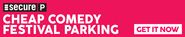 Cheap Comedy Festival Parking